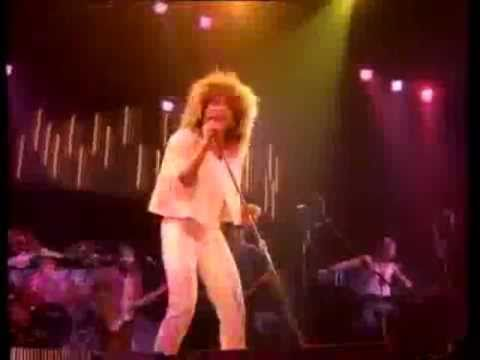 Tina Turner ~ It Would Be A Crime (VIDEO)