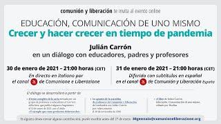 EDUCACIÓN, COMUNICACIÓN DE UNO MISMO (1:22:14)