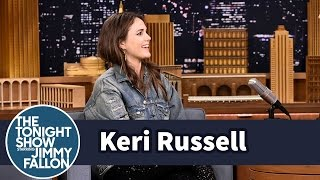 Keri Russell Still Sees Justin Timberlake as a Little Kid