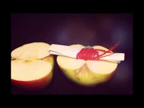 Приворот на Яблоко. Видеоинструкция-  Яблочный приворот на яблоке. Магия