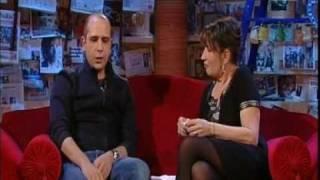 Checco Zalone è l'ospite di Parla con me - 16/12/2010