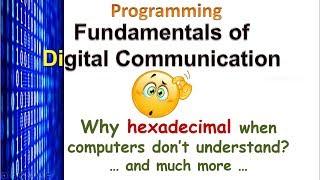 Programming Fundamentals of Digital Communication for beginners (Part-I)