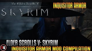 The Elder Scrolls V: Skyrim - Inquisitor Armor Mod