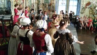video: eský Krumlov - Barokní noc 2017 (2)