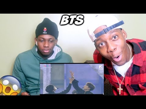 Melon Music Awards 2018 BTS WHO ARE YOU멜론뮤직어워드  - REACTION