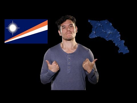 Marshallovy ostrovy - Geography Now!