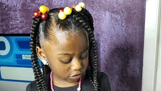 Little Girl Hairstyles Tutorial