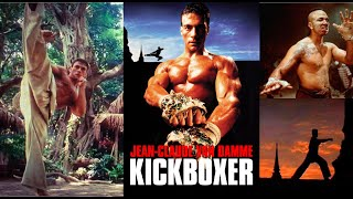 Kickboxer   The Eagle Lands   Jean Claude Van Damme