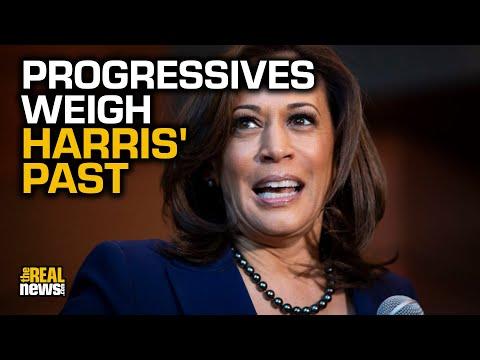 Thinking beyond representation: progressives weigh Harris' past