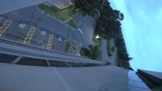 "Lil parking garage rip. New spot. FPV FREESTYLE 5"" Apex"