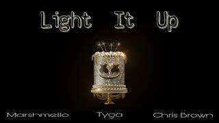 Marshmello Ft Tyga & Chris Brown   Light It Up