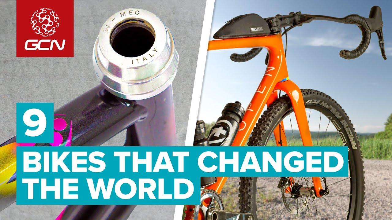 9 bici che hanno cambiato il modo di andare in bici
