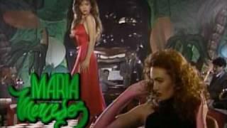 "Thalia  - ""Maria Mercedes"" Opening (1992) High Quality"