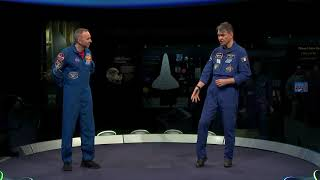 STEM in 30 - Ask an Astronaut with Randy Bresnik and Paolo Nespoli