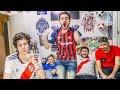 San Lorenzo Vs River | Superliga 2018 | Reacciones De Amigos