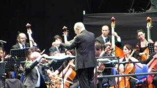 Ennio Morricone - The Sicilian Clan (Santiago de Chile 2013)