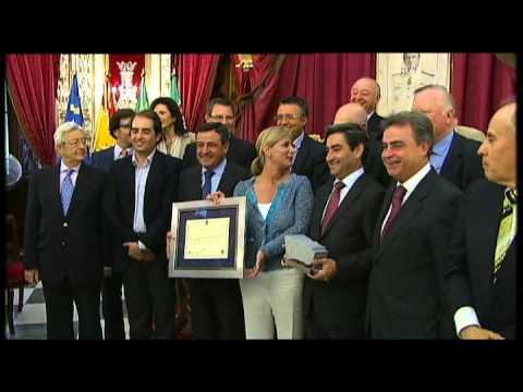 El premio provincial al Circuito de Jerez permite ensalzar la colaboración institucional