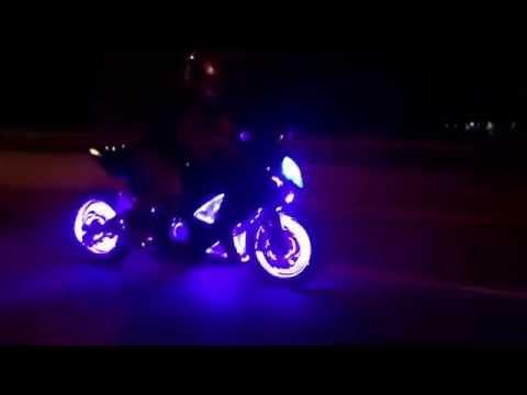 la mejor iluminacion para moto