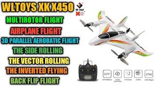 Wltoys xk x450 airplane | wltoys xk x450 review | xk x450 rc plane