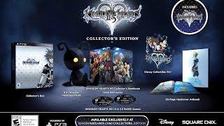 KINGDOM HEARTS HD 2.5 ReMIX - Collector's Edition Trailer