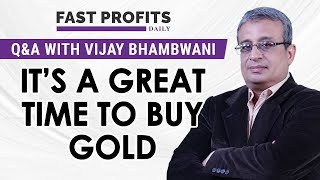 It's a Great Time to Buy Gold