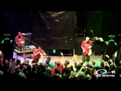O-Villainz Live on 420 2012 opening up for Twiztid Kottonmouth Kings Blaze and Big B part 1