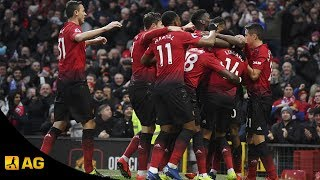 Manchester United - TOP 30 Goals 2018/2019