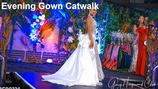How To Walk In Evening Gown