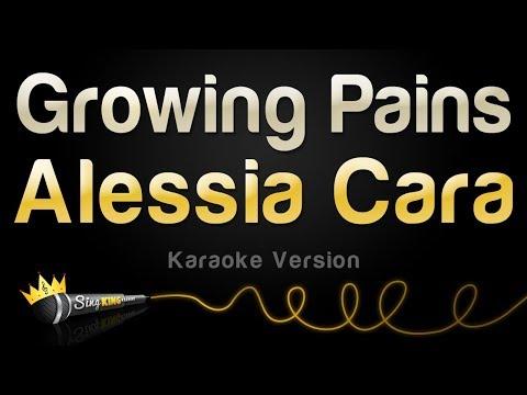 Alessia Cara - Growing Pains (Karaoke Version)