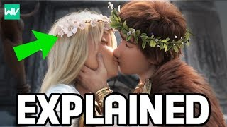 The Marriage Of Astrid & Hiccup Explained   How To Train Your Dragon