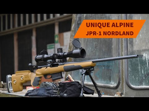 Unique Alpine: Test e video: Unique Alpine JPR-1 Nordland in calibro 6.5 Creedmoor – La carabina da caccia con uno spirito sportivo