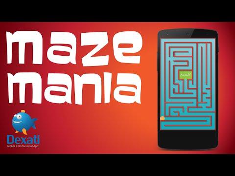 Video of Maze Mania