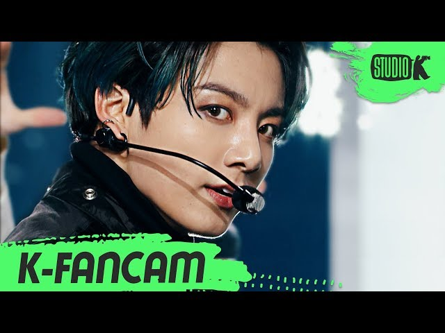 [K-Fancam] 방탄소년단 정국 직캠 'ON' (BTS Jungkook Fancam) l @MusicBank 200306