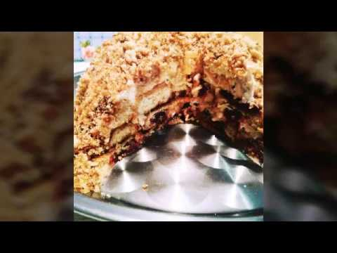 ТОРТ БЕЗ ВЫПЕЧКИ. Готовить 10 минут. Самый лучший рецепт быстрого торта. Всего из трёх ИНГРЕДИЕНТОВ