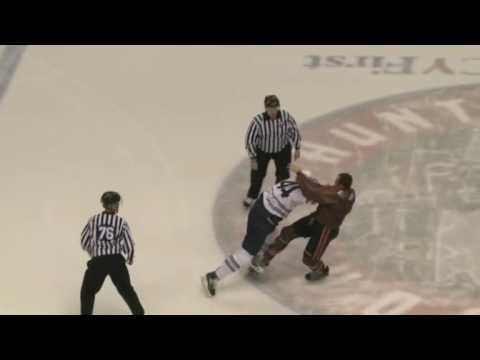 Justin Tateson vs. Brandon Blair