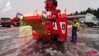 Грузовой эвакуатор Volvo – ваш помощник на дороге