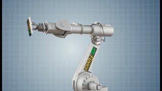 CTY ĐẠI PHÚC VINH CNC Tên phong ứng dụng ROBOT Trong Chế Biến Gỗ - cắt ván ép cong làm tựa ghế