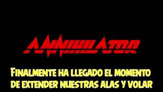 Annihilator - Perfect Angel Eyes Subtitulos en Español
