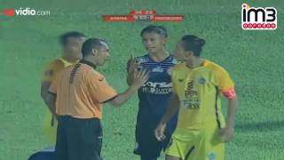 Arema Cronus Vs Persegres Gresik United 31 TSC 27 Mei 2016 Highlights