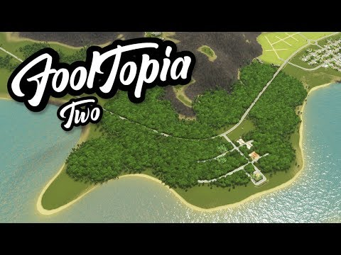 CREATING AN INDUSTRY - Cities Skylines FoolTopia #2
