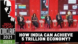 How Southern States Can Help India Become $5 Trillion Economy? Panelists Discuss|Conclave South 2021