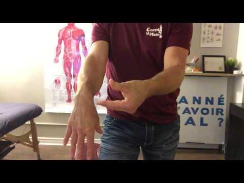 Télécharger tchit sur le ballottement dans le contact sur les muscles