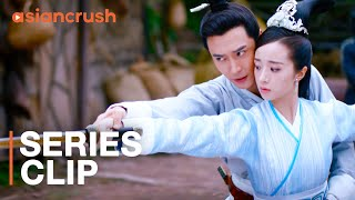 Working through my sexual tension with the husband I hate...with swords! |  'Legend of Dugu'