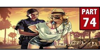 Grand Theft Auto 5 Walkthrough Part 74 - FORT ZANCUDO! | GTA 5 Walkthrough