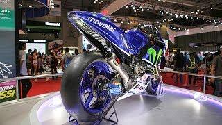 Soi siêu xe 22 tỷ được gắn cờ VN do Valentino Rossi cầm lái có những gì - Yamaha YZR-M1 2017