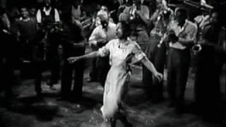 Scat Singing Ivie Anderson All God's Chillun Got Rhythm