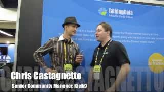 China Gaming @ GDC:  Kick9 with App Resource Connect