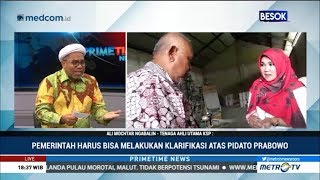 Download Video Ngabalin: Pidato Prabowo Sangat Jauh dari Fakta MP3 3GP MP4