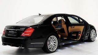 #976. Brabus iBusiness Mercedes Benz S class w221 2010 (Концепт и тюнинг)