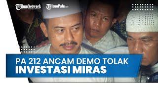 Jokowi Buka Izin Investasi Miras dan Minuman Beralkohol, Persaudaraan Alumni 212 Ancam Demo